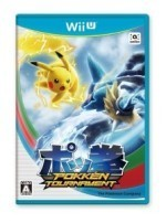 �yWiiU�z�|�b�� POKKEN TOURNAMENT